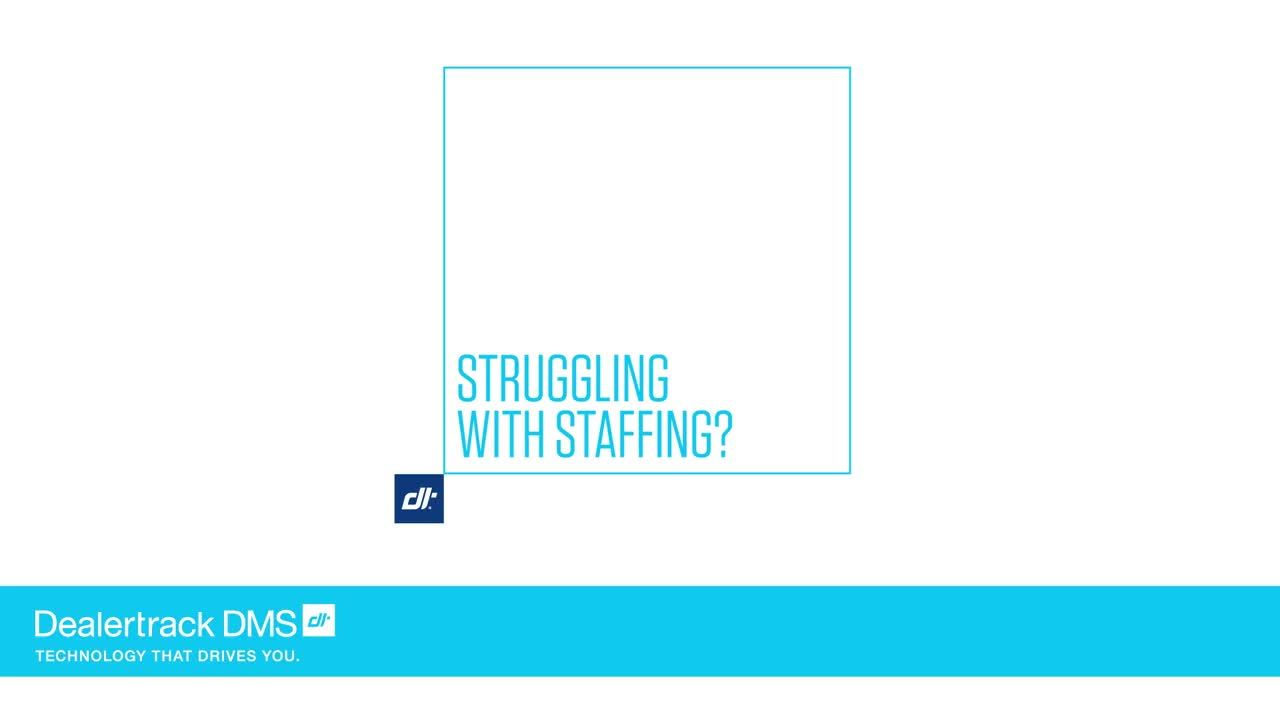 Struggling with staffing?