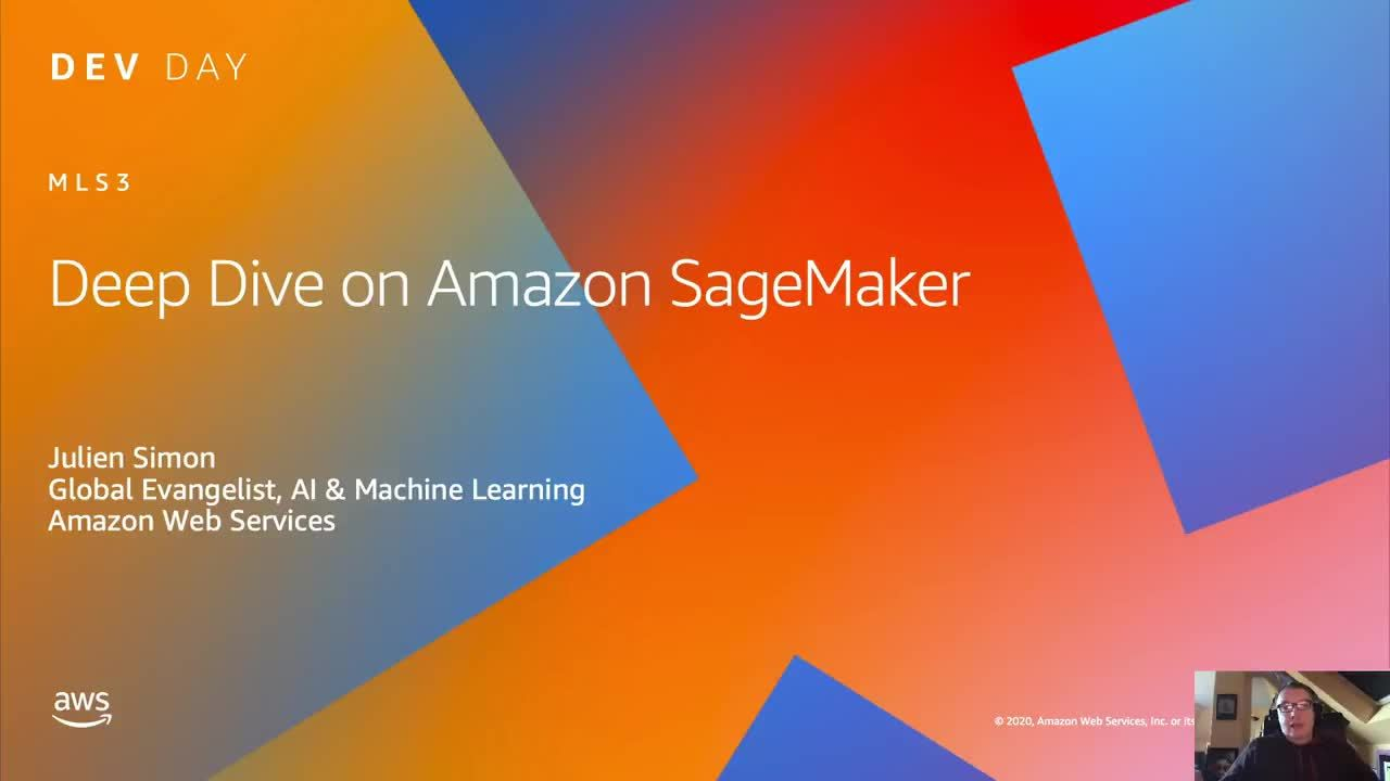 Deep Dive on Amazon SageMaker