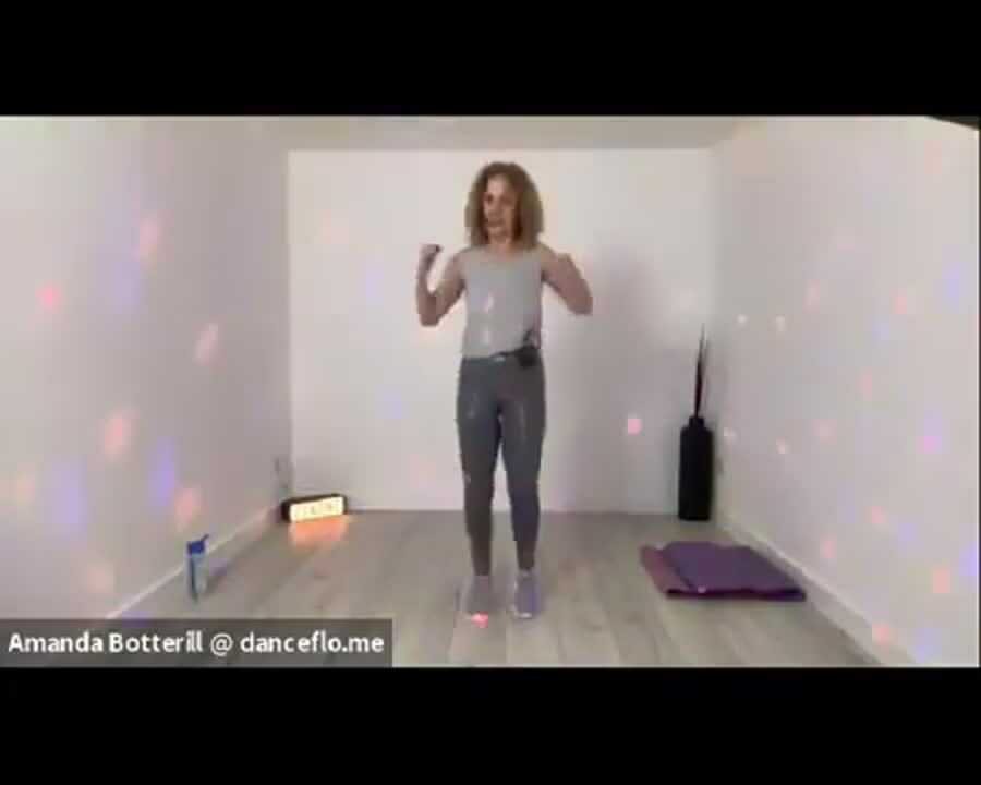 DISCO HIIT with Amanda Botterill_ 30 mins