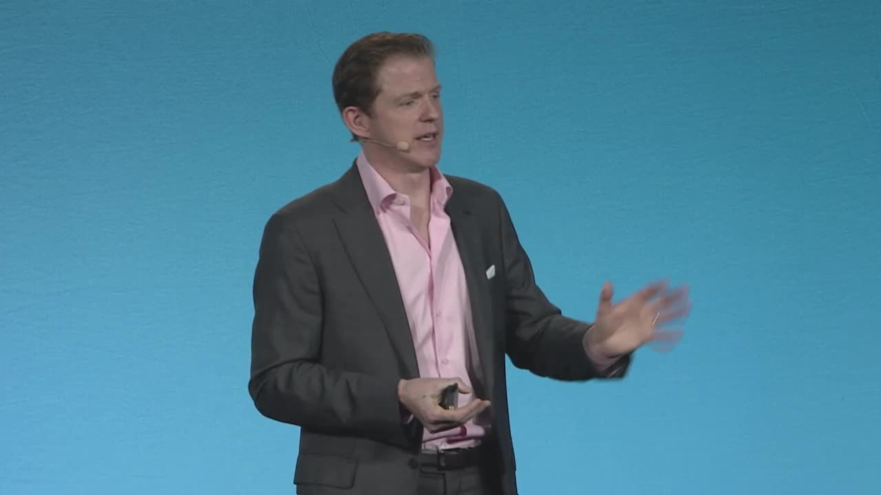 CONNECT 2017: How Application Networks Are Delivering Agility, MuleSoft Founder Ross Mason