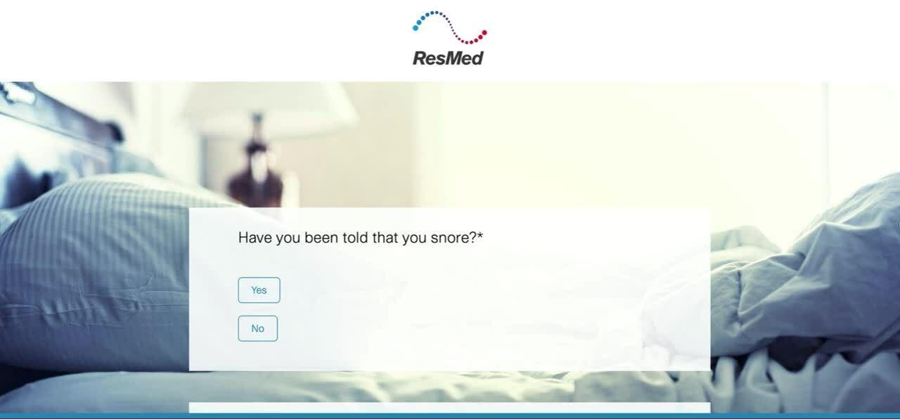 Sleep Assessment Demo