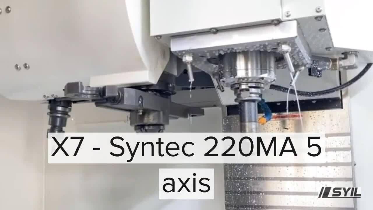 X7_Syntec_220MA_5_axis