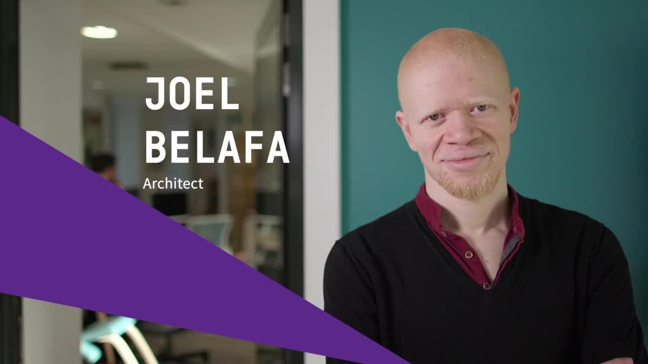 Joël Belafa Lead Architect