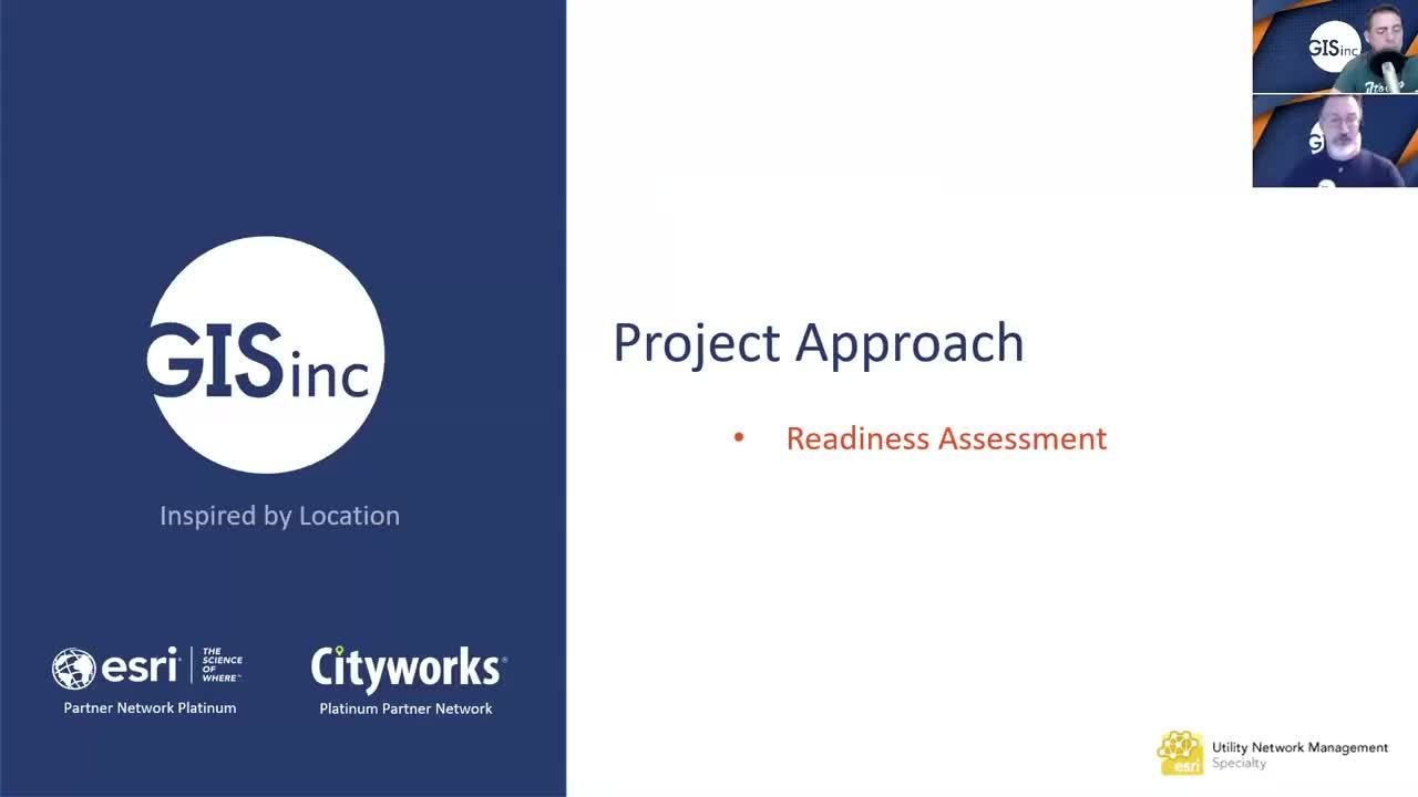 ArcGIS Utility Network- Project Approach for Water Utilities