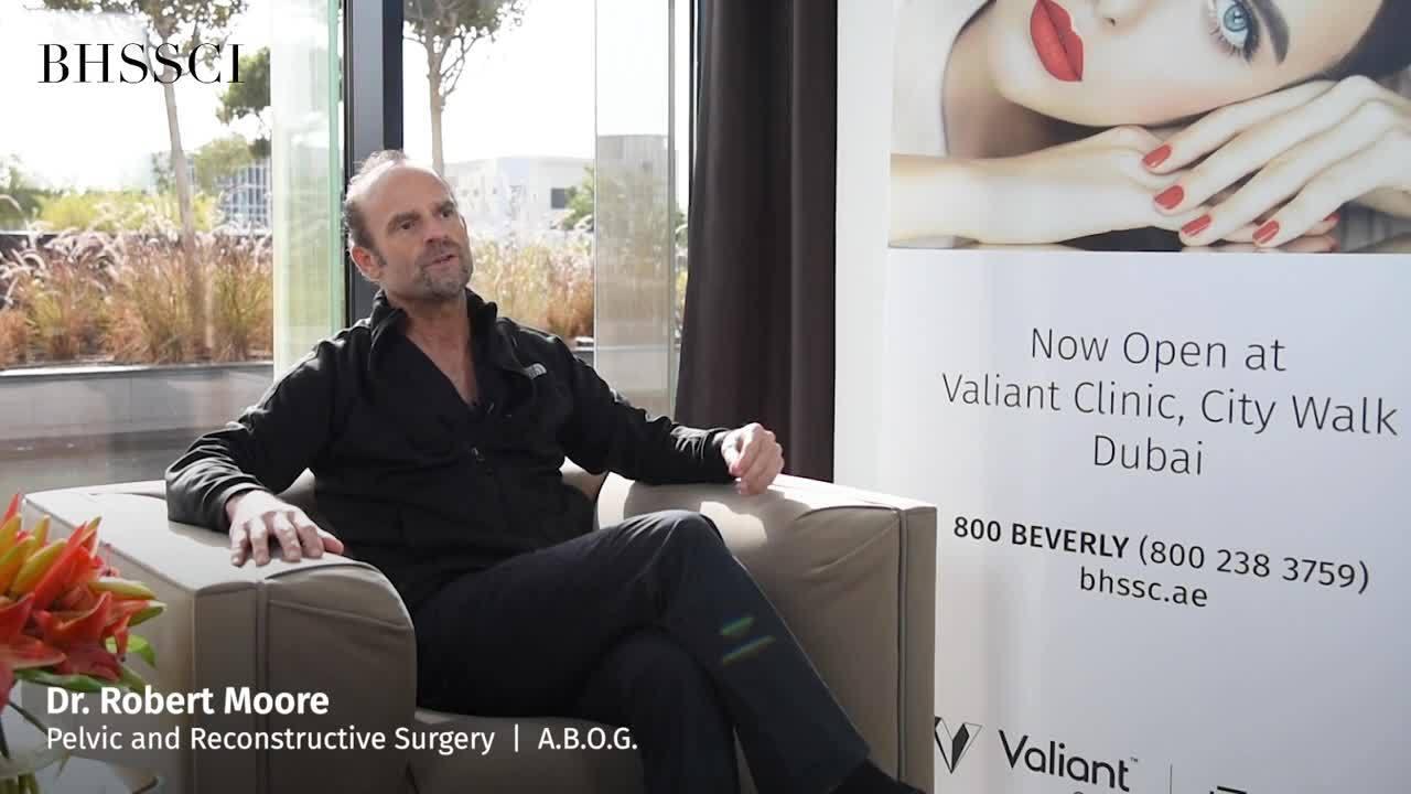 Dr Robert Moore - vid2