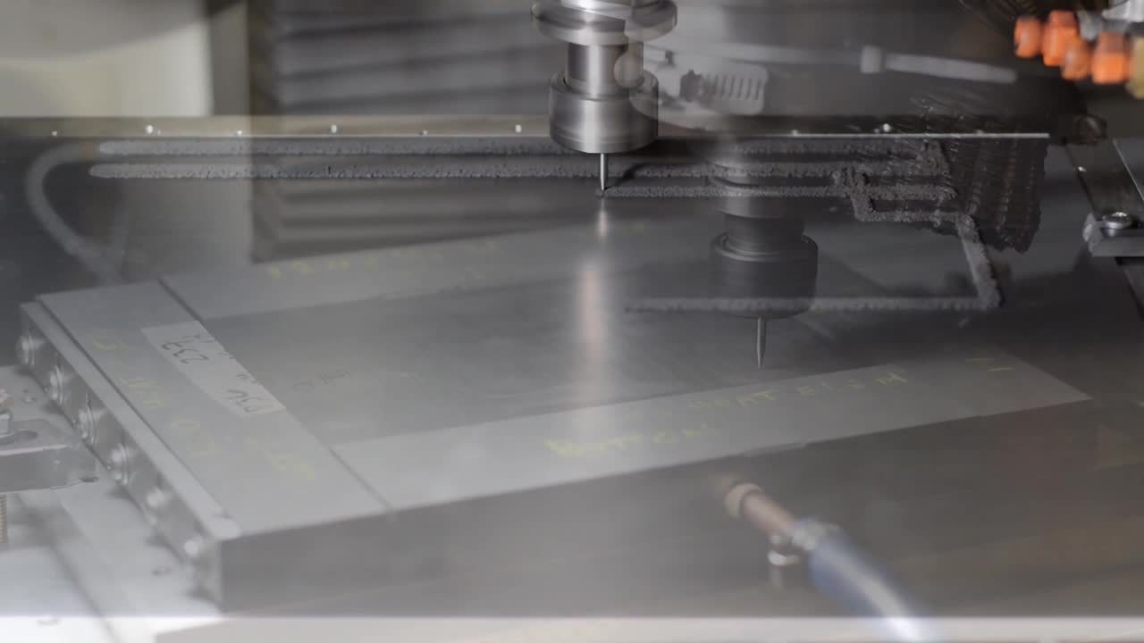 Graphite Tooling Video 07172020