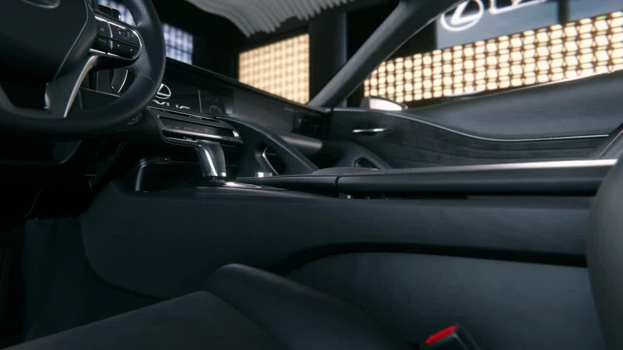 Lexus LC 500: Teaser Part 1/3