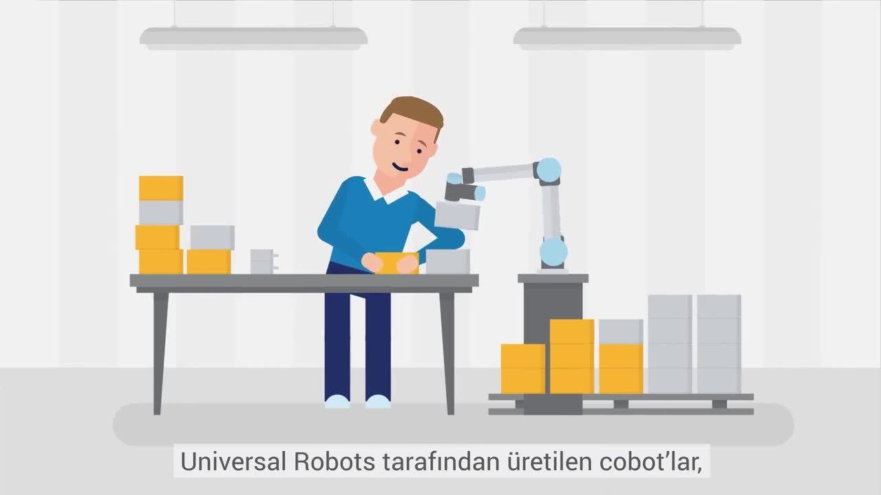 Kolayca Erisilebilir Robotik Otomasyon