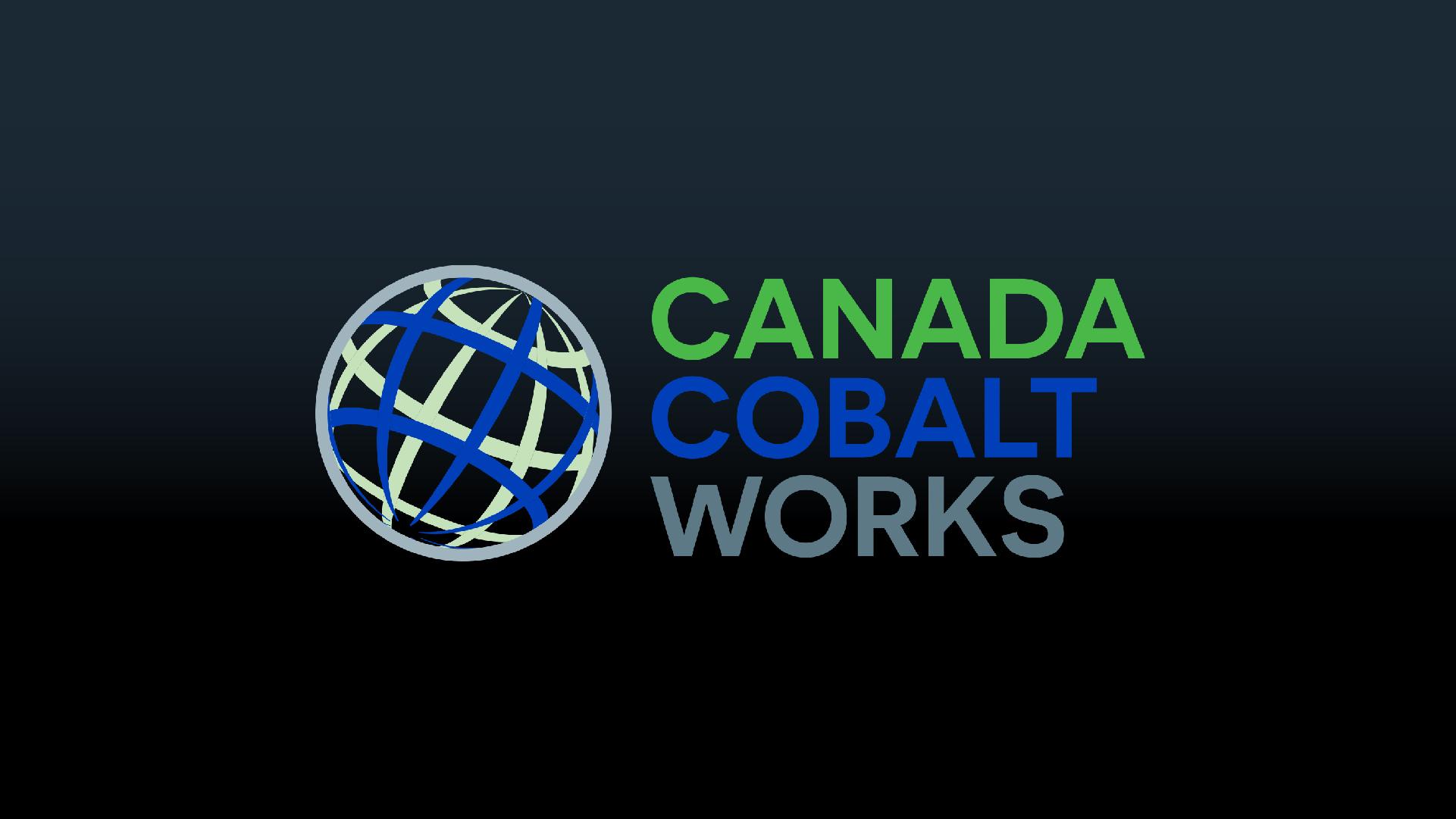 Canada Cobalt Works Inc  (TSXV: CCW) - 2019 TSX Venture 50