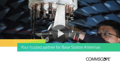 Base Station Antenna Products | CommScope
