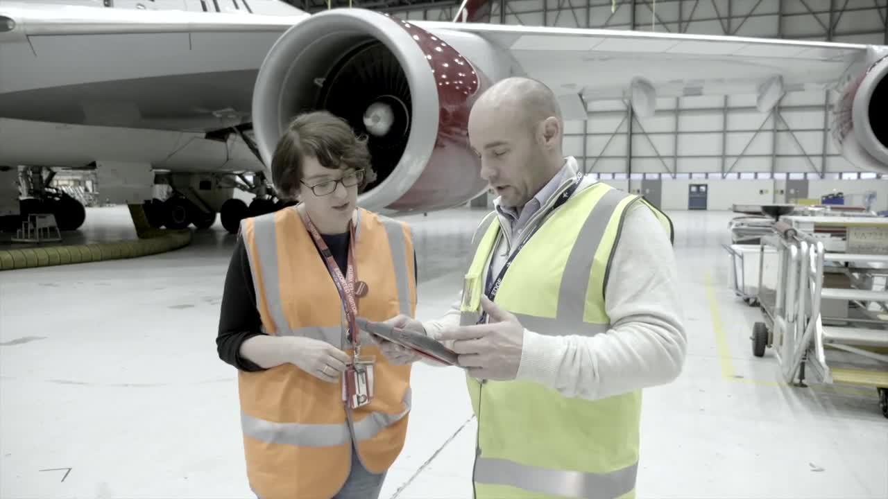 Microsoft Customer Story-Virgin Atlantic easily creates custom-built