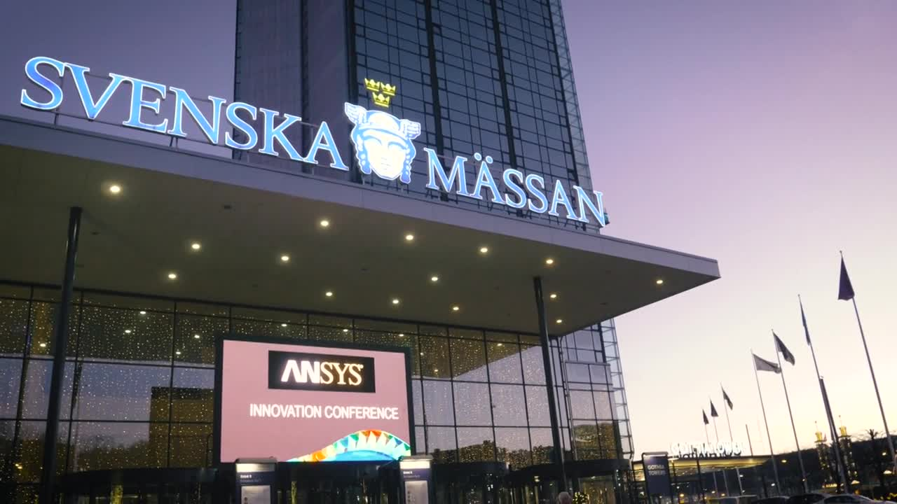 Save Your Seat at ANSYS Nordic Innovation Conference