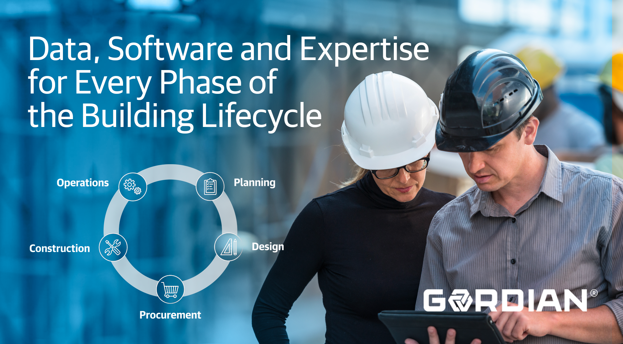 Solutions for Every Phase of the Building Lifecycle