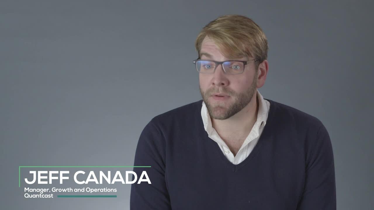 Customer Testimonial - Quantcast