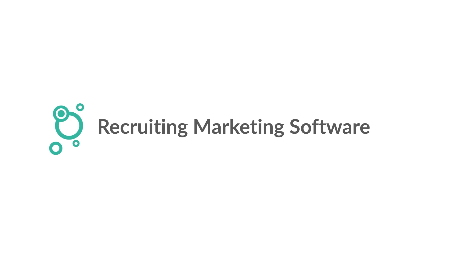 Talention - Recruiting Marketing Software Video
