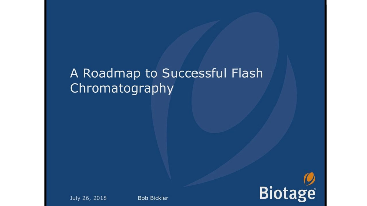 A roadmap to successful chromatography 180726