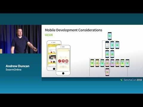 Using Ext JS 6 for Cross-platform Development on Mobile