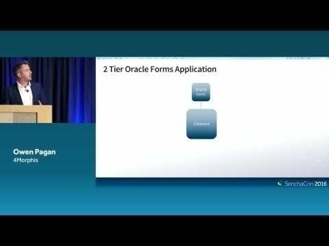 Oracle Forms Modernization: Automatically Converting Oracle Forms to Ext JS Apps