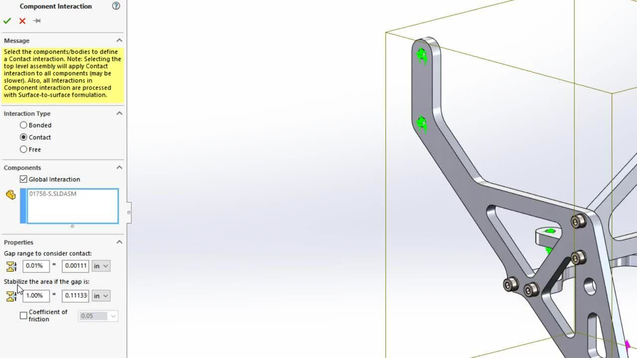 Whats New in SOLIDWORKS 2021 - Simulation