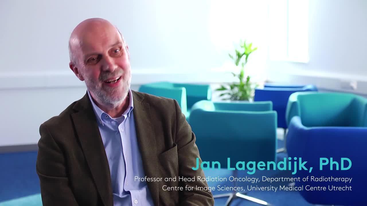 "Jan Lagendijk, PhD: ""See what you treat"""