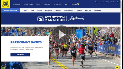 Race Day | Boston Athletic Association