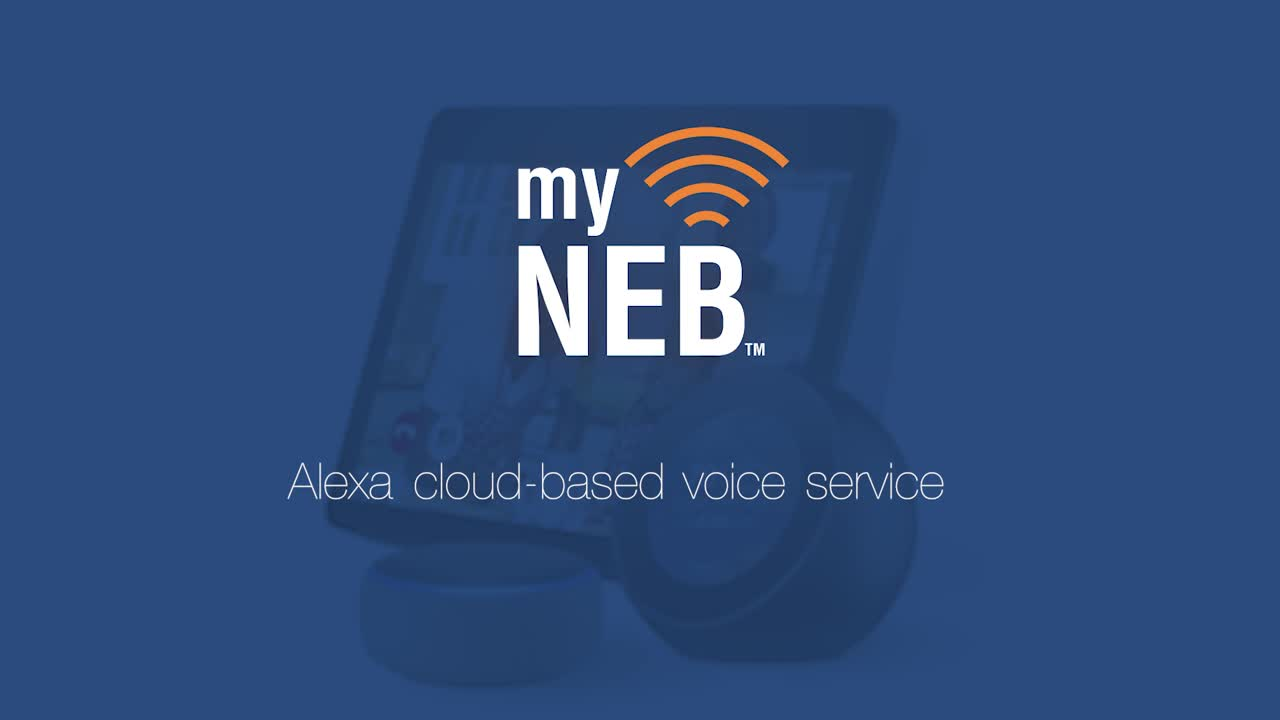 MyNEB Alexa skill