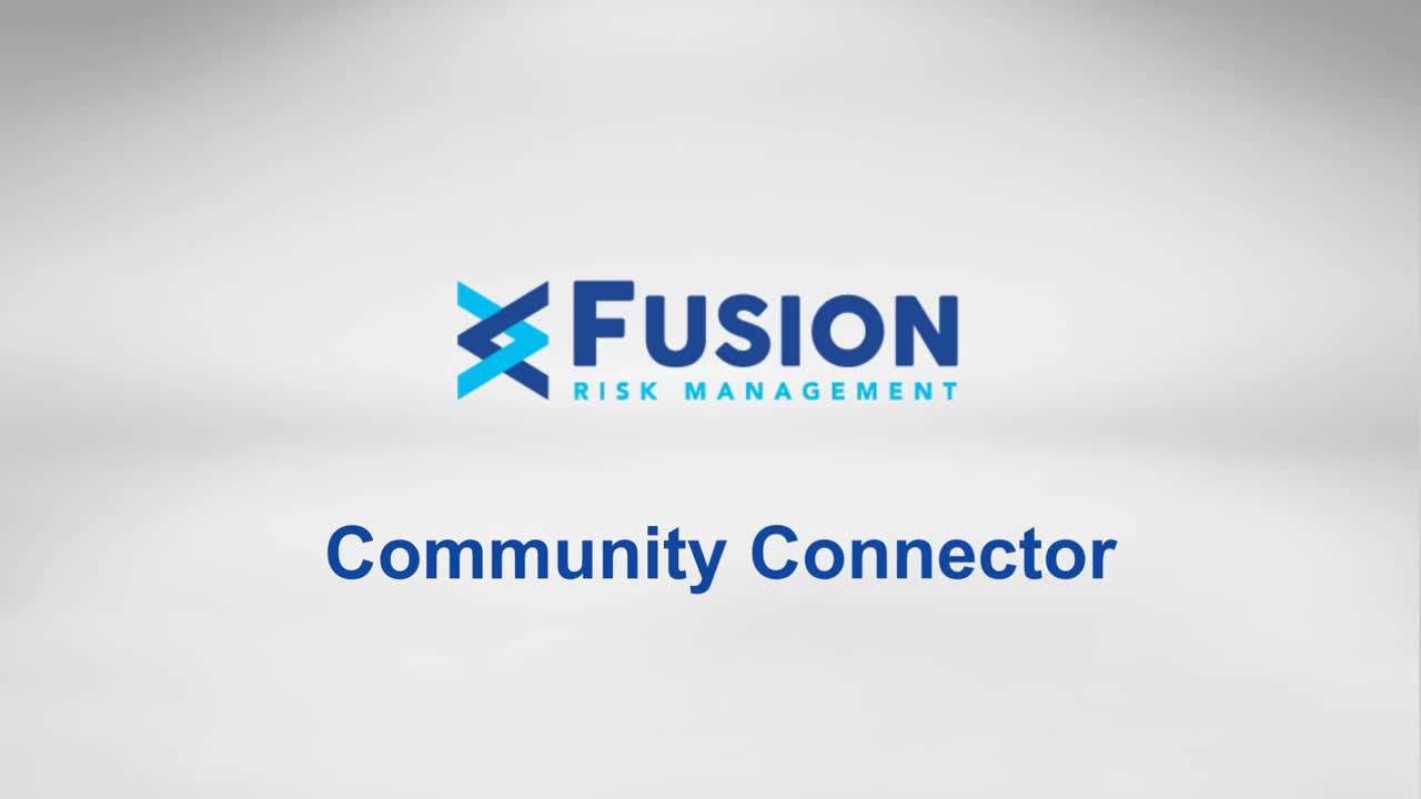 Community Connector Overview