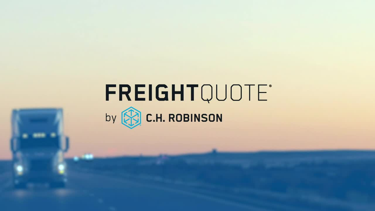 Freightquote by C H  Robinson Overview
