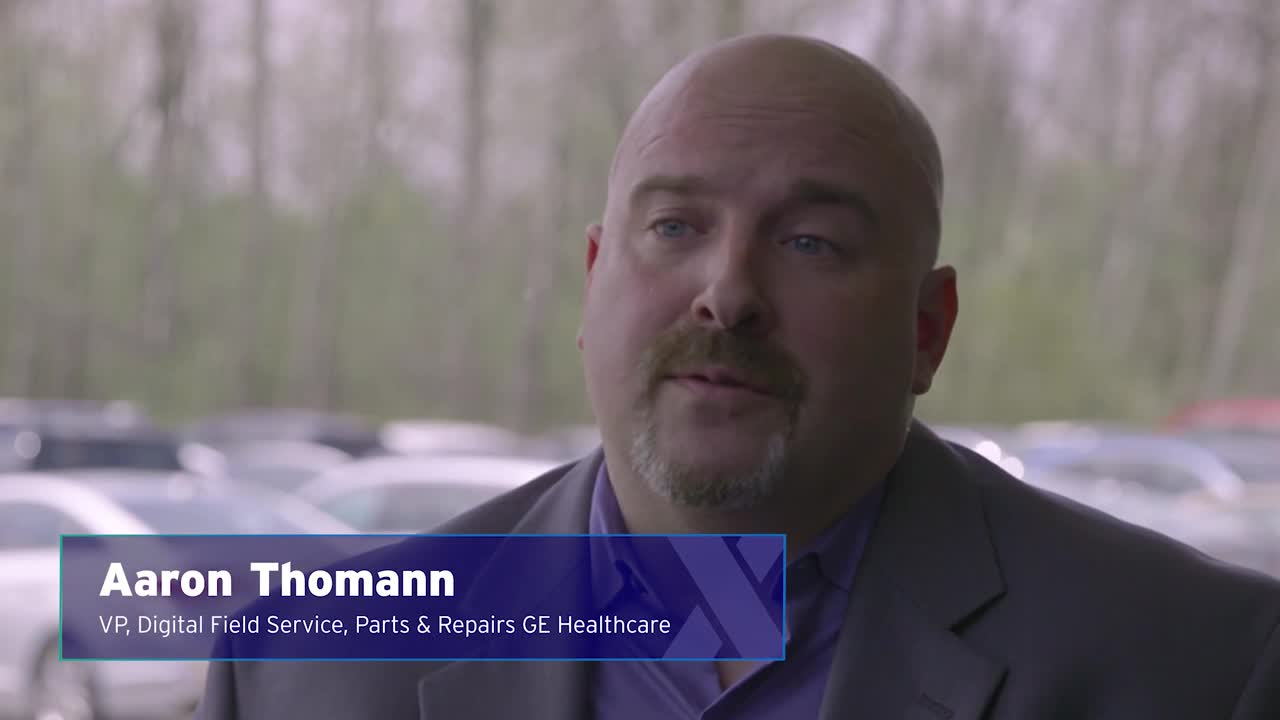 Customer Story: GE Healthcare