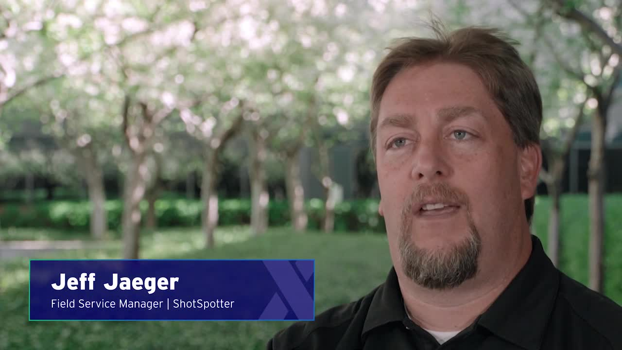 ServiceMax Customer Video: ShotSpotter