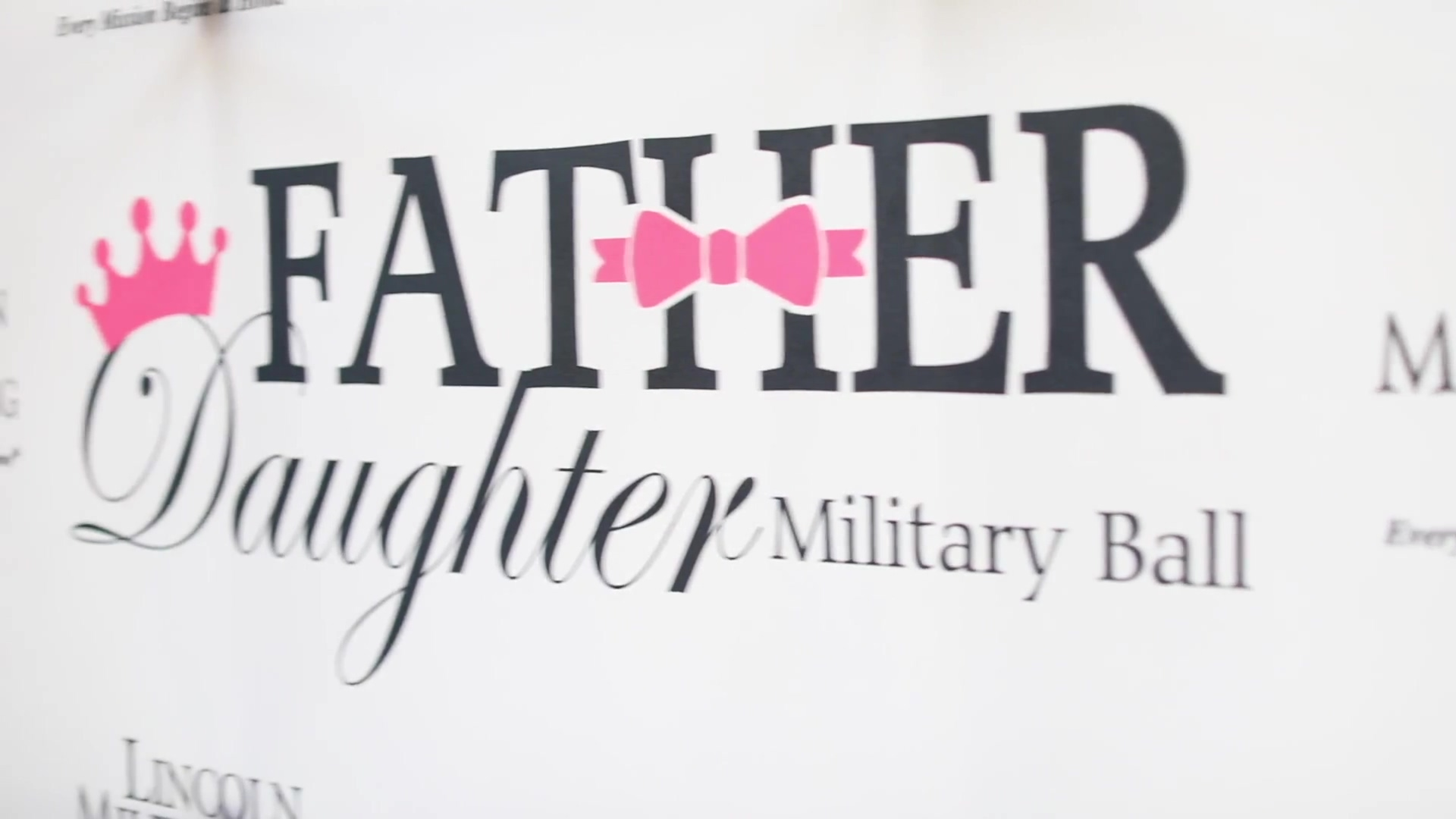 ASYMCA Father Daughter Dance