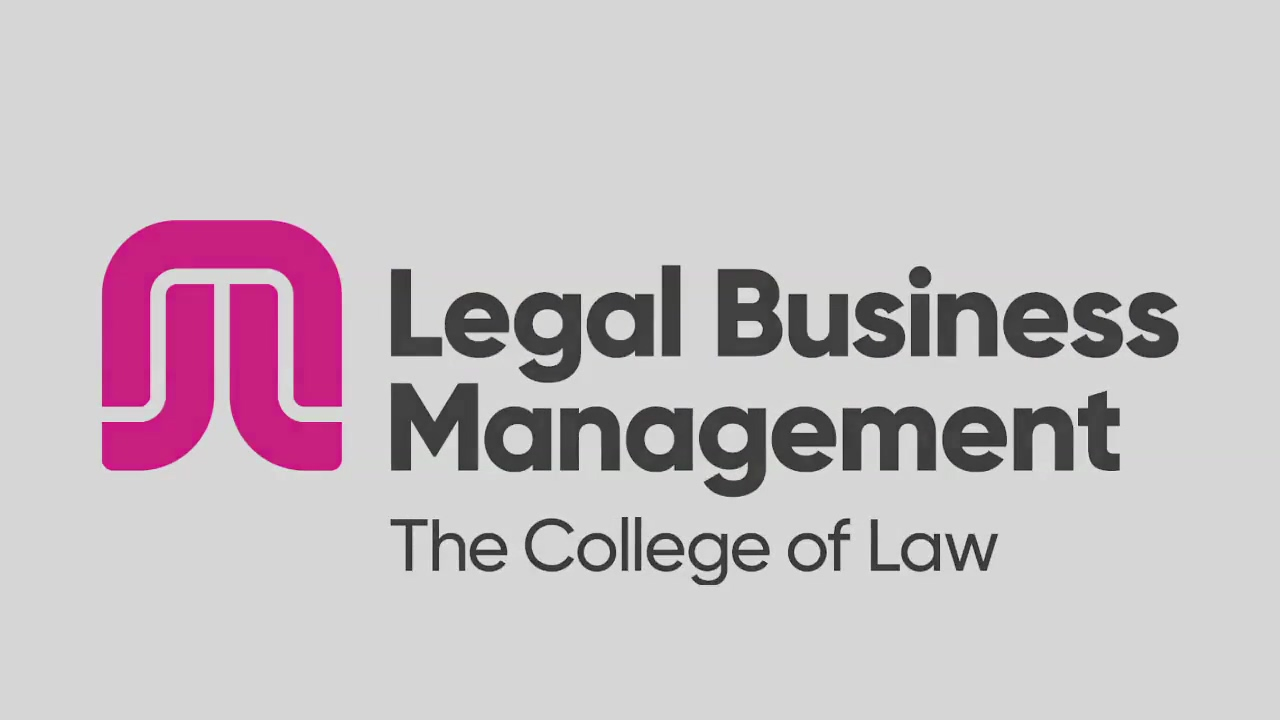George Beaton – Chair of Program Board Master of Legal Business