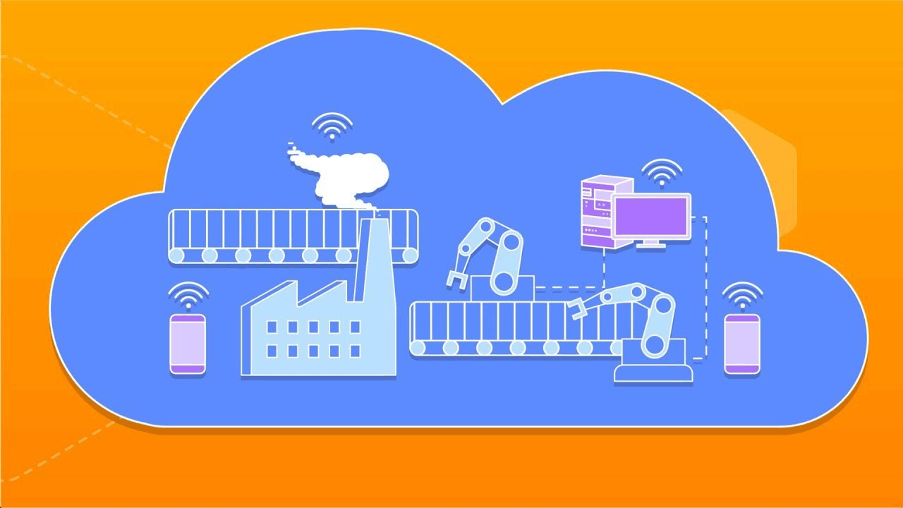 Smart Factory and Manufacturing with AWS Cloud