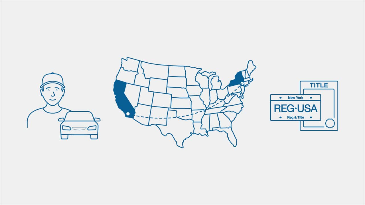 Dealertrack RegUSA Out-of-State Registration and Title Solution