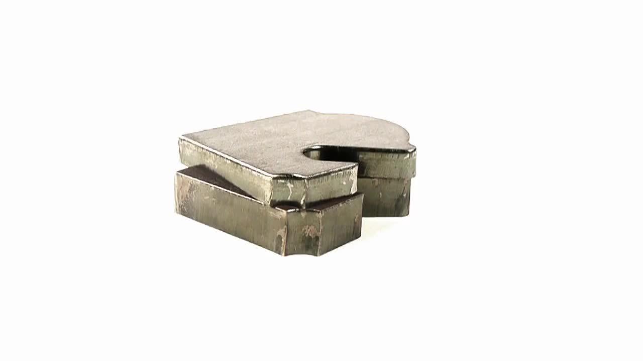 MAXPRO200 samples mild steel O2-Air
