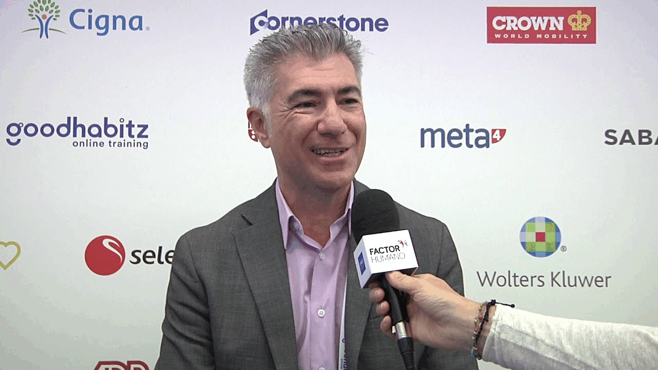 Emilio Cuellas, EMEA Account Manager, CORNERSTONE ONDEMAND