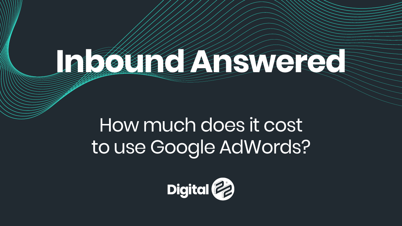 how much does adwords cost in the uk video explainer