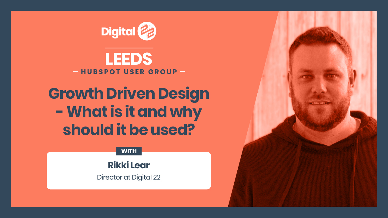 What is Growth Driven Design and Why Should it be Used