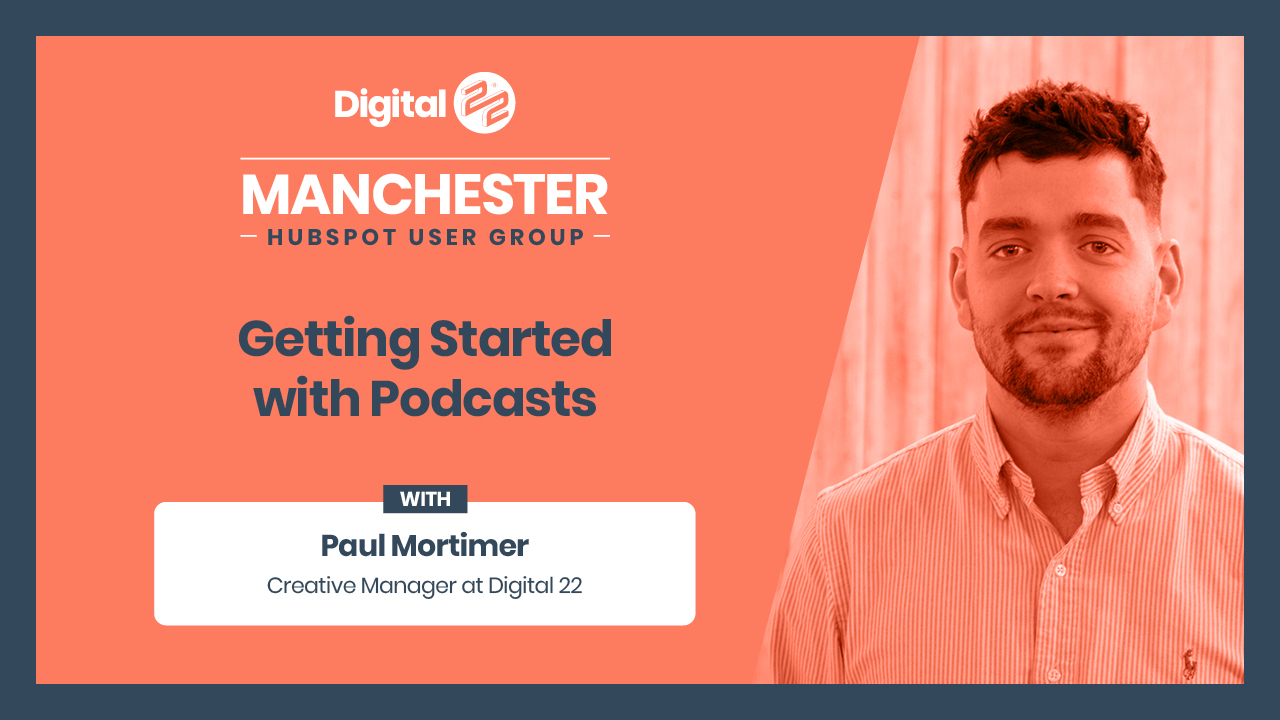 Getting Started With Podcast Manchester HUG