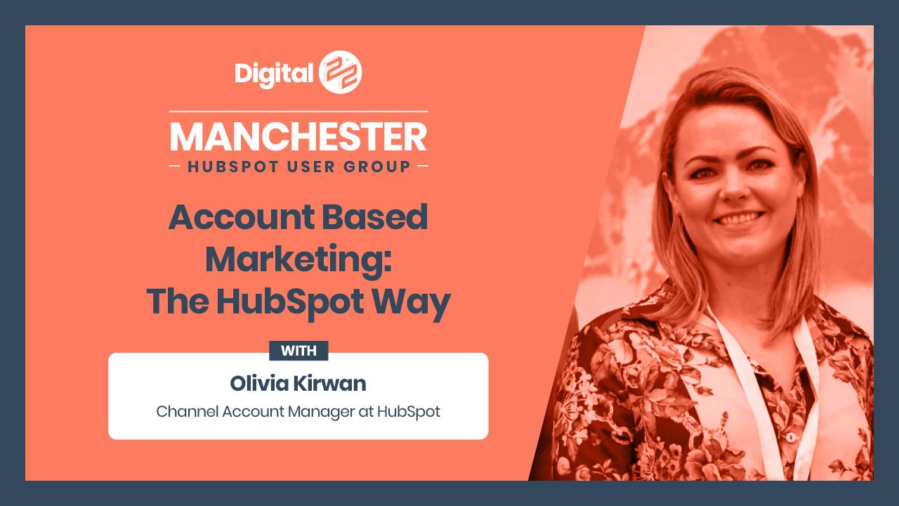 HubSpot Account based marketing HUG