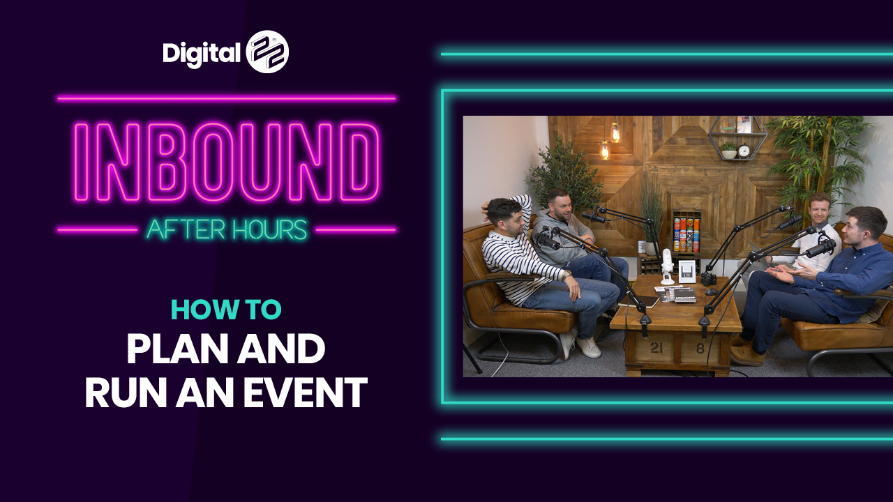 Inbound After Hours EP 31 How to plan an event