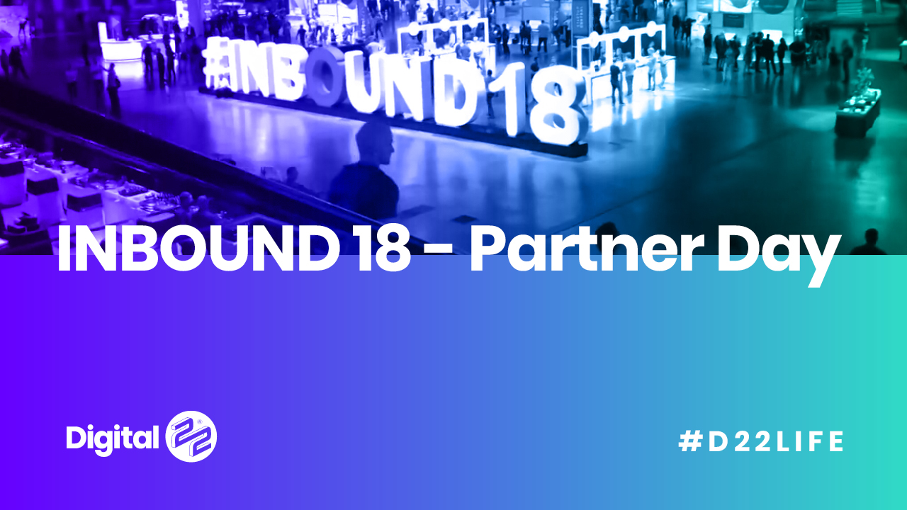 INBOUND 18 partner day video