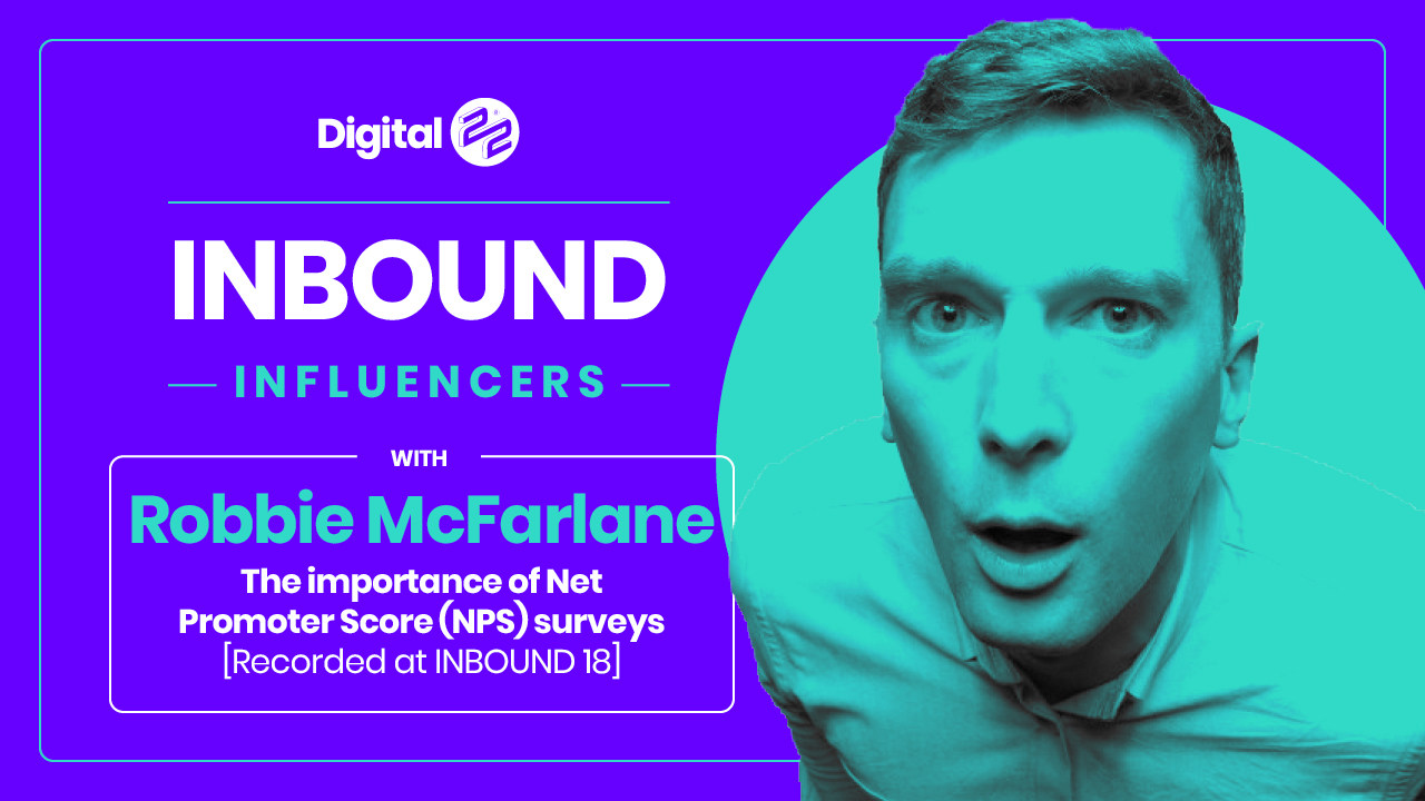 The Importance of Net Promoter Score (NPS) with Robbie McFarlane - Inbound After Hours Podcast