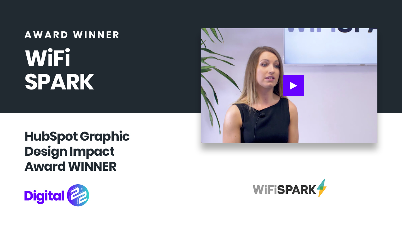 Graphic design wifispark video (2:36)