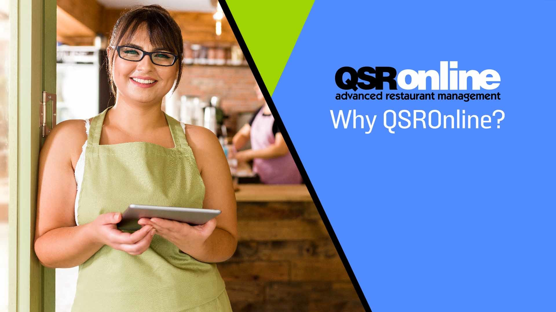 Why QSROnline?