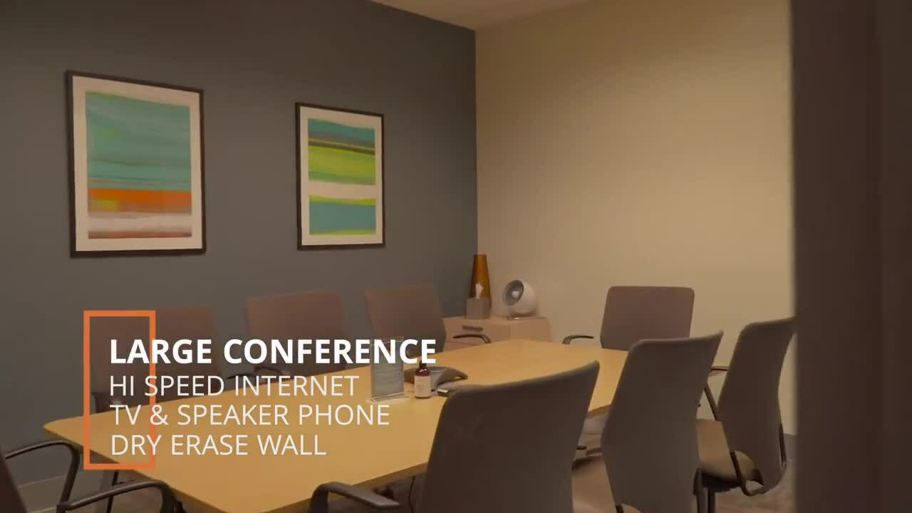 Virtual Tour of Office Evolution in Longmont CO