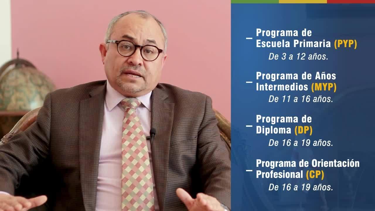 Invitación Luis Requena IB