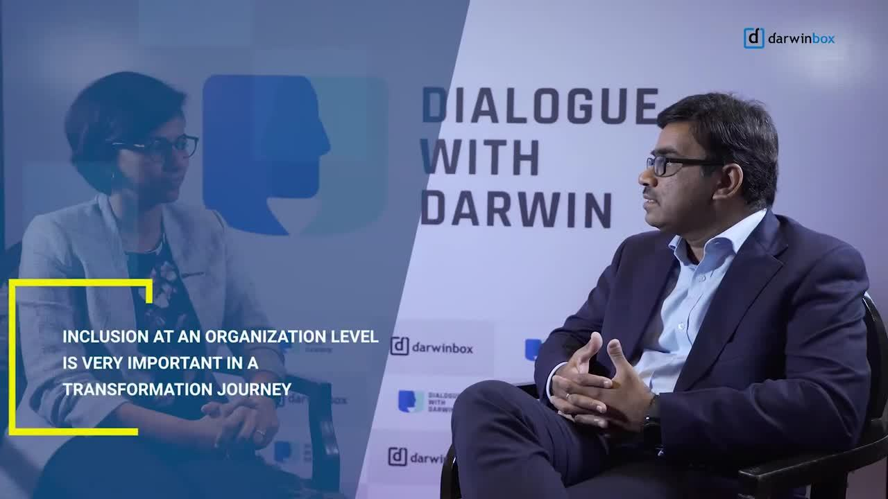 Dialogue With Darwin I Episode 5 I In Conversation With Suresh Anubolu, CHRO, GVK BIO