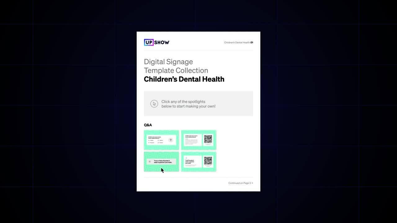 Childrens Dental Health_Tutorial