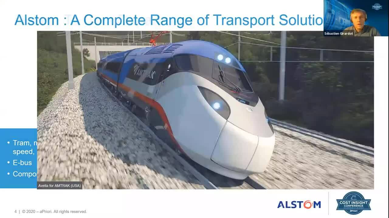 Zero RFQ Process - Alstom - Design to Cost Department
